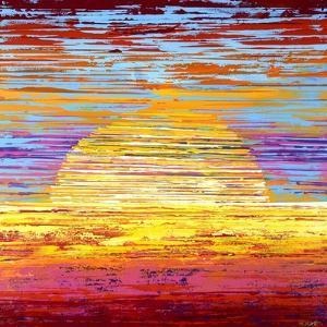 SUMMER SUN, 2019 by Ben Bonart