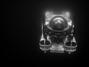 A Submarine Takes Tourists Down 1500 Feet to See the Depths by Ben Horton
