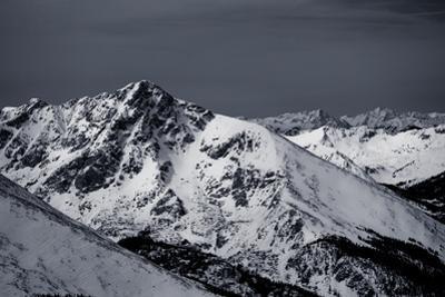 Holy Cross Mountain in Winter by Ben Horton