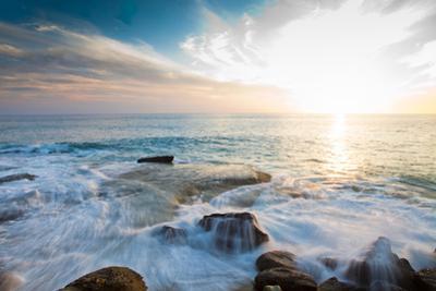 Laguna Beach Shore Break and Waves by Ben Horton