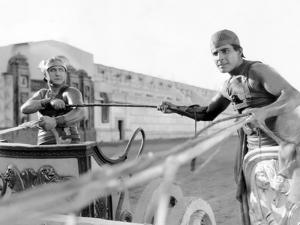 Ben-Hur, Francis X. Bushman, Ramon Novarro, 1925