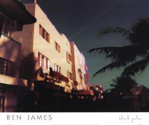 Black Palms by Ben James