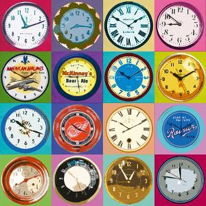 Clock Collection by Ben James