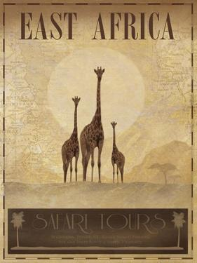 East Africa by Ben James