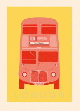 London - Bus by Ben James