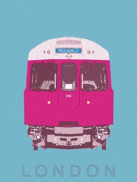 London Transport III by Ben James