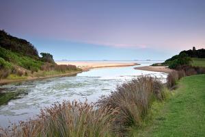 Australian Coastal Scene by Ben Mcrae