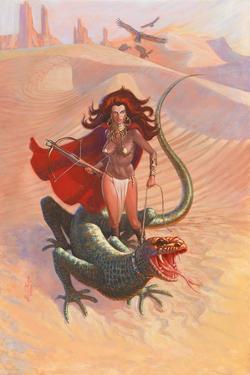Desert Warrior by Ben Otero