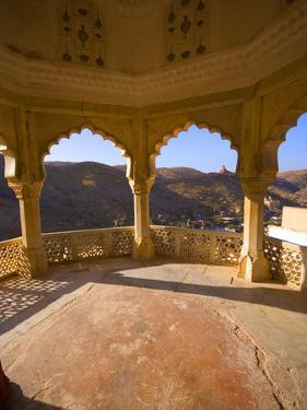 Amber Fort, Jaipur, Rajasthan, India, Asia by Ben Pipe