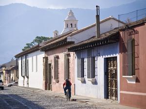 Antigua, Guatemala, Central America by Ben Pipe