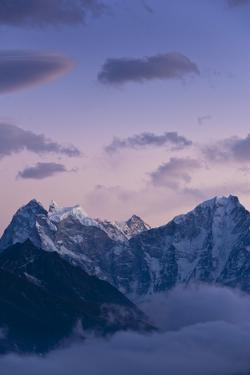 Dudh Kosi Valley, Solu Khumbu (Everest) Region, Nepal, Himalayas, Asia by Ben Pipe