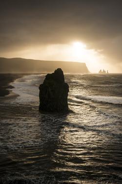 Dyrholaey, Iceland, Polar Regions by Ben Pipe