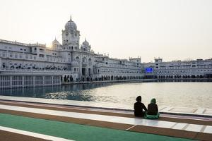 Harmandir Sahib (Golden Temple), Amritsar, Punjab, India by Ben Pipe