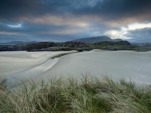 Lettergesh, Connemara, County Galway, Connacht, Republic of Ireland, Europe by Ben Pipe