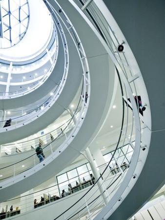 London School of Economics, London, England, United Kingdom, Europe by Ben Pipe