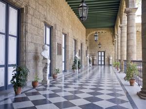 Palacio De Los Capitanes Generales, Havana, Cuba, West Indies, Central America by Ben Pipe