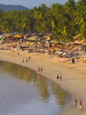 Palolem, Goa, India, Asia by Ben Pipe