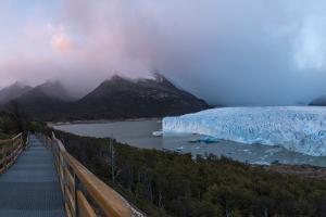 Perito Moreno Glacier at Dawn, Los Glaciares National Parkpatagonia, Argentina, South America by Ben Pipe