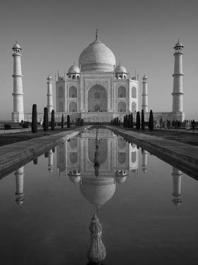 Taj Mahal, UNESCO World Heritage Site, Agra, Uttar Pradesh, India, Asia by Ben Pipe