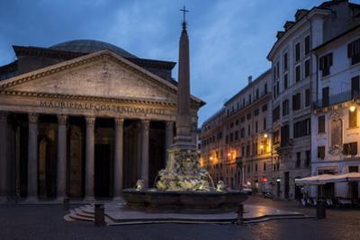 The Pantheon, Rome, Lazio, Italy, Europe