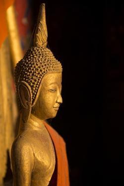 Wat Xieng Thong, Luang Prabang, Laos, Indochina, Southeast Asia, Asia by Ben Pipe