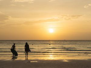 White Beach, Boracay, the Visayas, Philippines, Southeast Asia, Asia by Ben Pipe