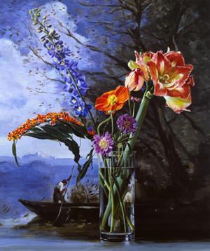 Clear Corot, 1998 by Ben Schonzeit