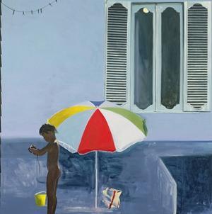 Late Summer, 1989 by Ben Schonzeit