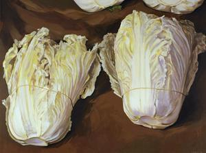 Napa Cabbage, 2001 by Ben Schonzeit