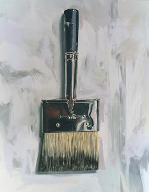 Three Inch Brush, 1981 by Ben Schonzeit