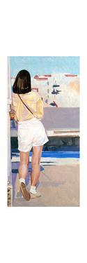 White Shorts, 1983 by Ben Schonzeit