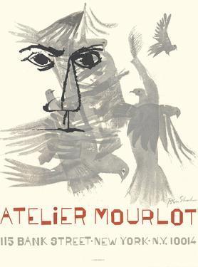 Atelier Mourlot by Ben Shahn