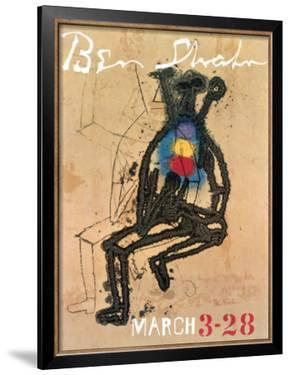 March 3-28 by Ben Shahn
