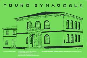 Touro Synagogue by Ben Shahn