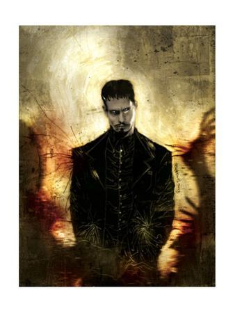 30 Days of Night: Dark Days - Cover Art by Ben Templesmith