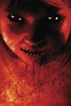 30 Days of Night: Red Snow - Cover Art by Ben Templesmith