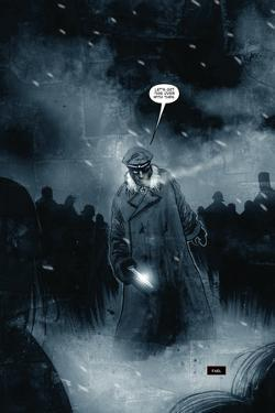 30 Days of Night: Red Snow - Full-Page Art by Ben Templesmith