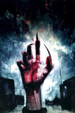 30 Days of Night: Return to Barrow - Cover Art by Ben Templesmith