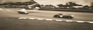 Aston Martin DB3 by Ben Wood