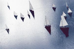 Broads Regatta, Island Yachts - Awash by Ben Wood