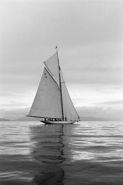 Lady Anne Sailing by Ben Wood