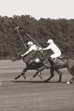 Polo In The Park III by Ben Wood