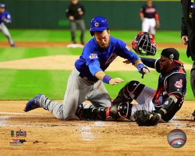 Ben Zobrist Game 6 of the 2016 World Series