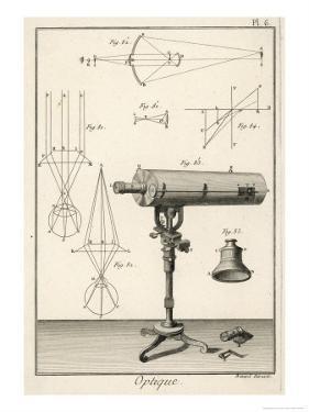 An Optique Telescope by Benard