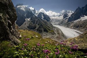 Glacier Du Tacul by BenC