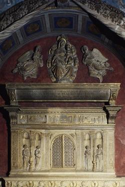 Altarpiece by Benedetto da Maiano