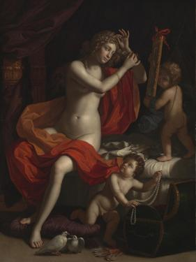 The Toilette of Venus, c.1674-84 by Benedetto The Younger Gennari