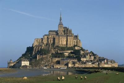 Benedictine Abbey of Mont-Saint-Michel