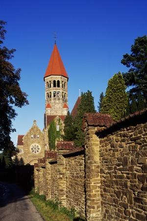 Benedictine Abbey of Saint Maurice and Saint Maur in Clervaux, Luxembourg