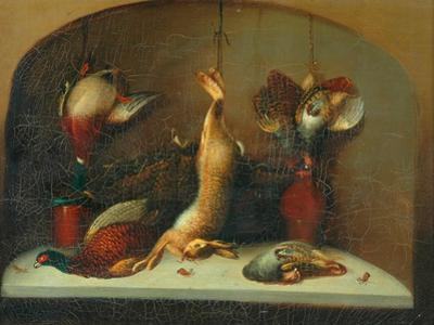 Still Life With Game by Benjamin Blake